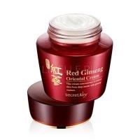 Red ginseng oriental cream [Крем для лица с экстрактом красного женьшеня]