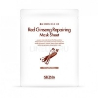 Red ginseng repairing mask sheet [Тканевая маска с экстрактом красного женьшеня]
