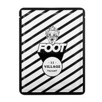 Relax-day foot mask [Увлажняющая маска-носочки для ног]