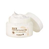 Rice brightening cleansing cream [Очищающий крем с экстрактом риса]