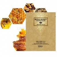 Rnw royal honey propolis mask [Маска тканевая с экстрактом меда и прополисом]