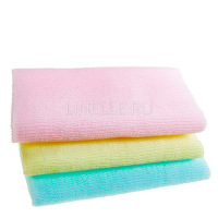 Roll wave shower towel [Мочалка для душа]