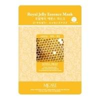 Royal jelly essence mask [Маска тканевая маточное молочко]