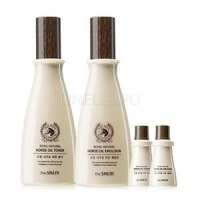 Royal natural horse oil skin care special 2 set [Набор средств с лошадиным жиром]