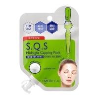 S.q.s midnight capping pack [Маска для лица ночная для проблемной кожи лица]