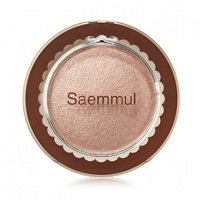 Saemmul Bakery Shadow PK01 cherry blossom cookie [Тени для век]