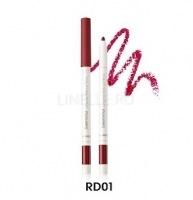 Saemmul longwear multi lip pencil rd01 classic red [Карандаш для губ]