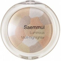 Saemmul luminous multi highlighter 02 gold beige [Хайлайтер минеральный]
