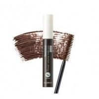 Saemmul power volume mascara - brown [Тушь для ресниц Power Объем коричневая]