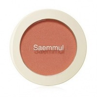 Saemmul single blusher or01 mandarine kiss [Румяна]