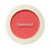 Saemmul single blusher rd01 dragon red [Румяна]