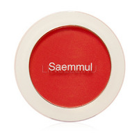 Saemmul single blusher rd04 carot red [ Румяна ]