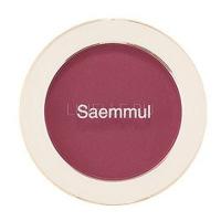 Saemmul single blusher pp02 wild plum [Румяна]