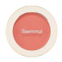 Saemmul single blusher cr03 sunshine coral [Румяна]
