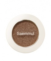 Saemmul single shadow(shimmer) br06 [Тени для век мерцающие]