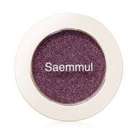 Saemmul single shadow(shimmer) pp02 [Тени для век мерцающие]
