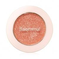 Saemmul single shadow(glitter) or03 [Тени для век с глиттером]