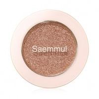 Saemmul single shadow(glitter) pk05 [Тени для век с глиттером]