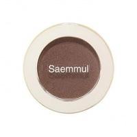 Saemmul single shadow(shimmer) br12 [Тени для век мерцающие]