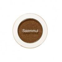 Saemmul single shadow (shimmer) br14 tmi brown [Тени для век мерцающие]