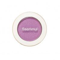 Saemmul single shadow (shimmer) pp05 sparkling lavender [Тени для век мерцающие]