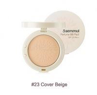 Sammul perfume bb pact spf25 pa++ 23 cover beige [Пудра компактная ароматизированная]