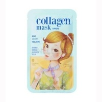Scarf tina collagen mask [Маска для лица тканевая]