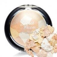 Secret beam highlighter gold & beige mix [Хайлайтер]