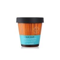 Silk hair argan intense care pack [Маска интенсивная для волос]