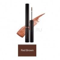 Skinny brow mascara (red brown) [Тушь для бровей]