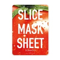 Slice mask sheet tomato [Маски-слайсы тканевые с экстрактом томата]