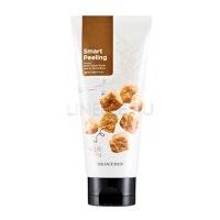 Smart peeling honey black sugar scrub [Скраб для лица]