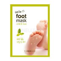 Smile foot mask [Смягчающая маска для ног]