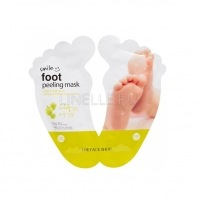 Smile foot peeling mask [Пилинг для ног]