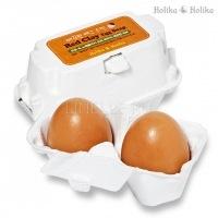 Smooth egg red clay egg soap [Мыло с красной глиной]