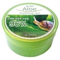 Snail aloe soothing gel [Гель с экстрактом улитки успокаивающий]