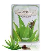Snail cure mask sheet [Маска тканевая улиточная]