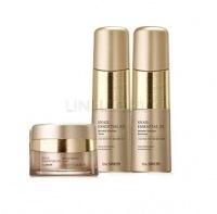 Snail essential ex wrinkle solution skin care 2 set [Набор уходовый антивозрастной]