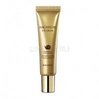 Snail gold 24k eye cream [Крем для глаз с экстрактом слизи улитки и 24-каратным золотом]
