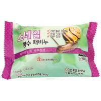 Snail perfumed peeling soap [Мыло с отшелушивающим эффектом парфюмированное с улиткой]