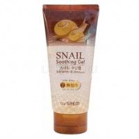Snail soothing gel 120ml [Гель с улиточным экстрактом]