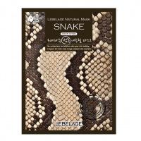 Snake natural mask [Тканевая маска со змеиным пептидом syn-ake]