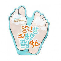 Soft foot peeling [Пилинг-носочки для ног]