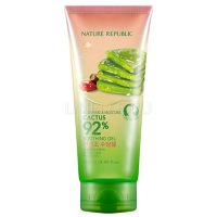 Soothing & moisture cactus 92% soothing gel [Гель для тела с экстрактом кактуса]