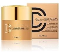 Stem cell daily de-aging cream 23# [Крем ДД маскирующий]