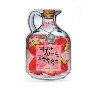 Strawberry juicy mask sheet(pore & trouble) [Маска тканевая фруктовая]