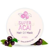 Super acai hair oil mask [Маска для волос с ягодами асаи ]