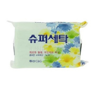 Super laundry soap [Мыло хозяйственное набор 4шт]