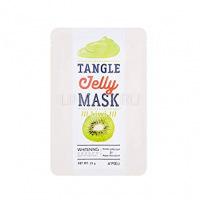 Tangle jelly mask (kiwi) [Маска для лица тканевая]
