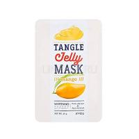 Tangle jelly mask (mango) [Маска для лица тканевая]